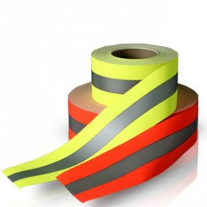 Nomex Fire Retardant Reflective Tape