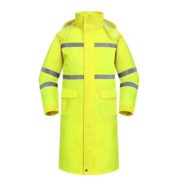 High Visibility Raincoat Featured Image