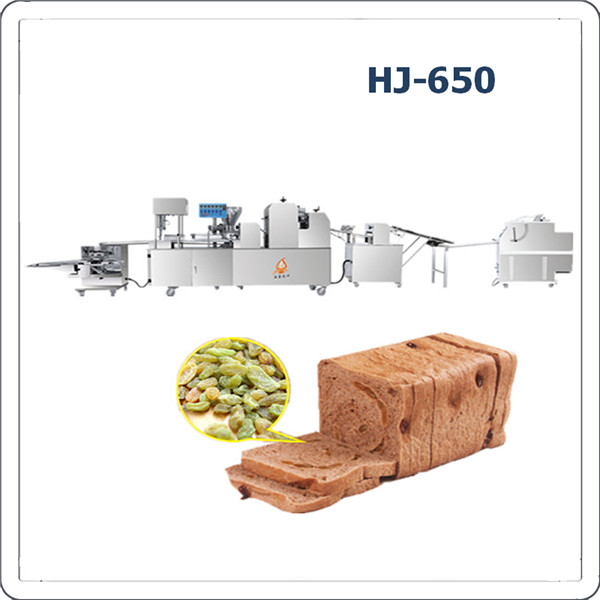 Automatic toast bread making machine Featured Image
