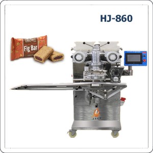Automatic date bar fruit bar making machine