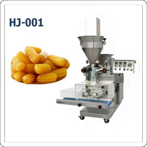 Small tulumba churros forming machine