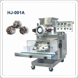 Table type Coconuts ball make machine/small capacity coconut candy forming machine