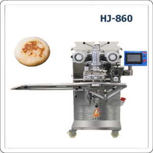 Automatic arepa making machine