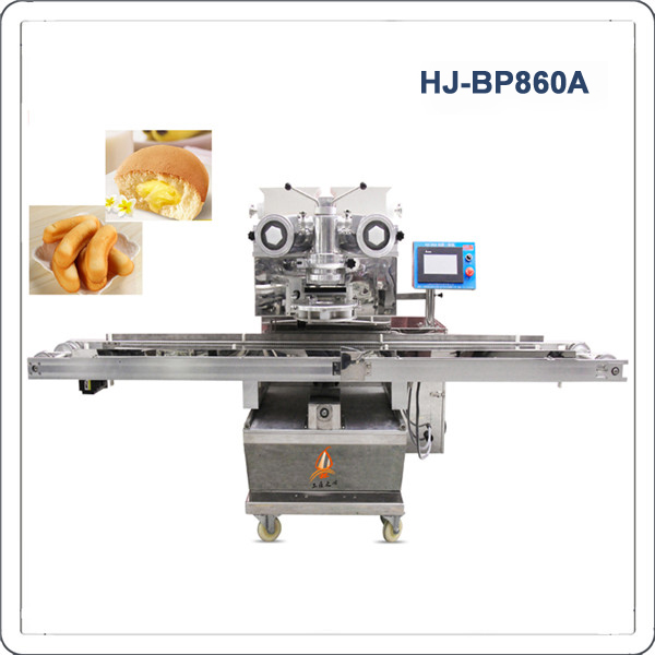 Automatic Tokyo banana cake making machine Featured Image