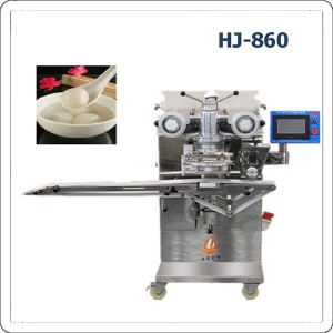 Automatic fish ball meat ball making machine