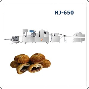 Factory made hot-sale Pastry Automatic Encrusting Machine -