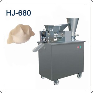 HJ-680 Automatic samosa making machine/ Empanadas machine/ dumpling forming machine