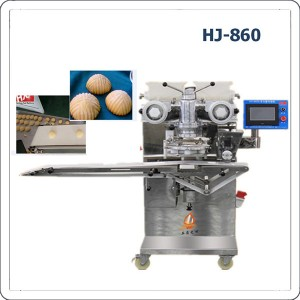 Automatic maamoul moon cake processing machine