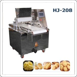 Automatic butter cookies making machine