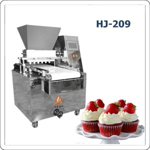 Automatic cake cupcake making machine