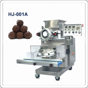 type Table Coconuts ball bide machine / small candy kapasîteya coconut machine damezrandina