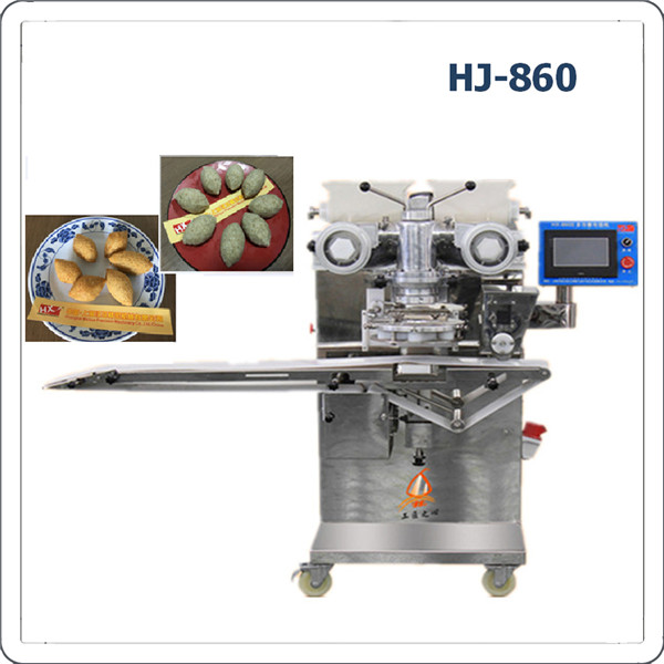 Automatic kibbeh kubbeh making machine Featured Image