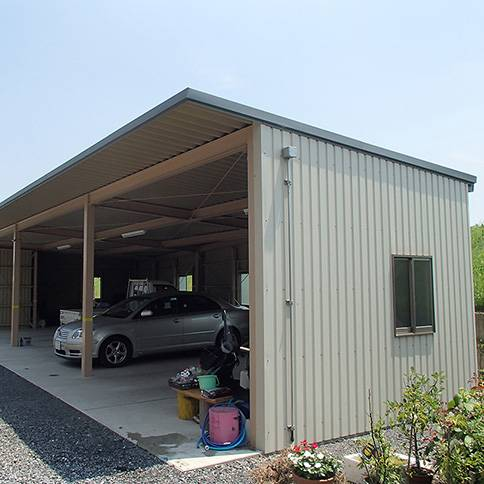 China New Delivery For Light, Prefabricated Garage Panels