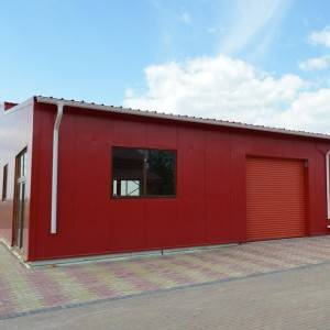 Easy Install Wholesale Prefabricated Steel Structure Workshop