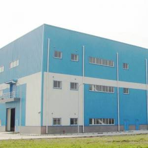 Free design Multi-span  Light Prefabricated Buildings