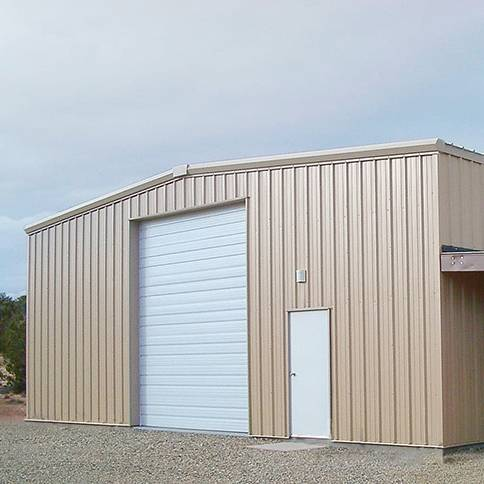 China Simple Prefab Low Cost Mechanical Prefabricated Frame Steel Structure Car Garage Buildings Manufacturers And Suppliers Hongji Shunda