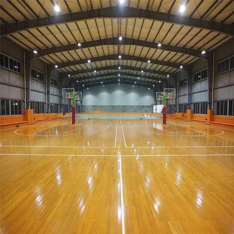 4-steel building basketball court