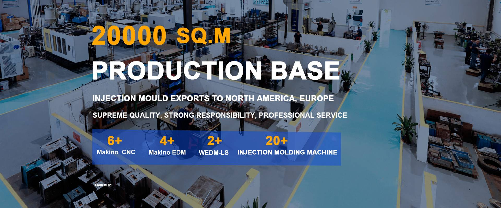 Injection Mould Exports To North America Europe