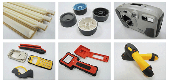 Improve the problem of TPE and TPR soft glue forming and sticking mould