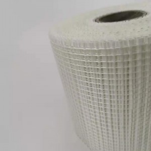 75gr 1x50m Fiberglass net glass fiber mesh for plastering
