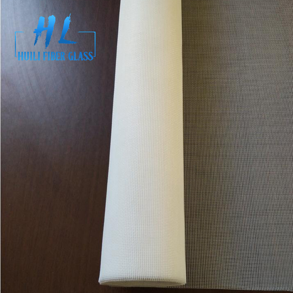 1.4m x 30m grey color 100g fiberglass insect screen