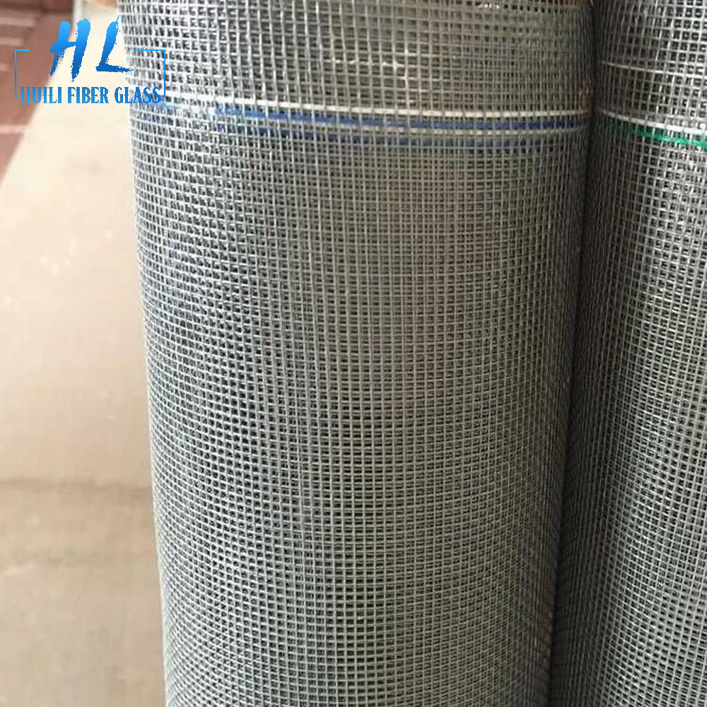 1.5m Wide Factory Price PVC coated Invisible Fiberglass Insect Screen