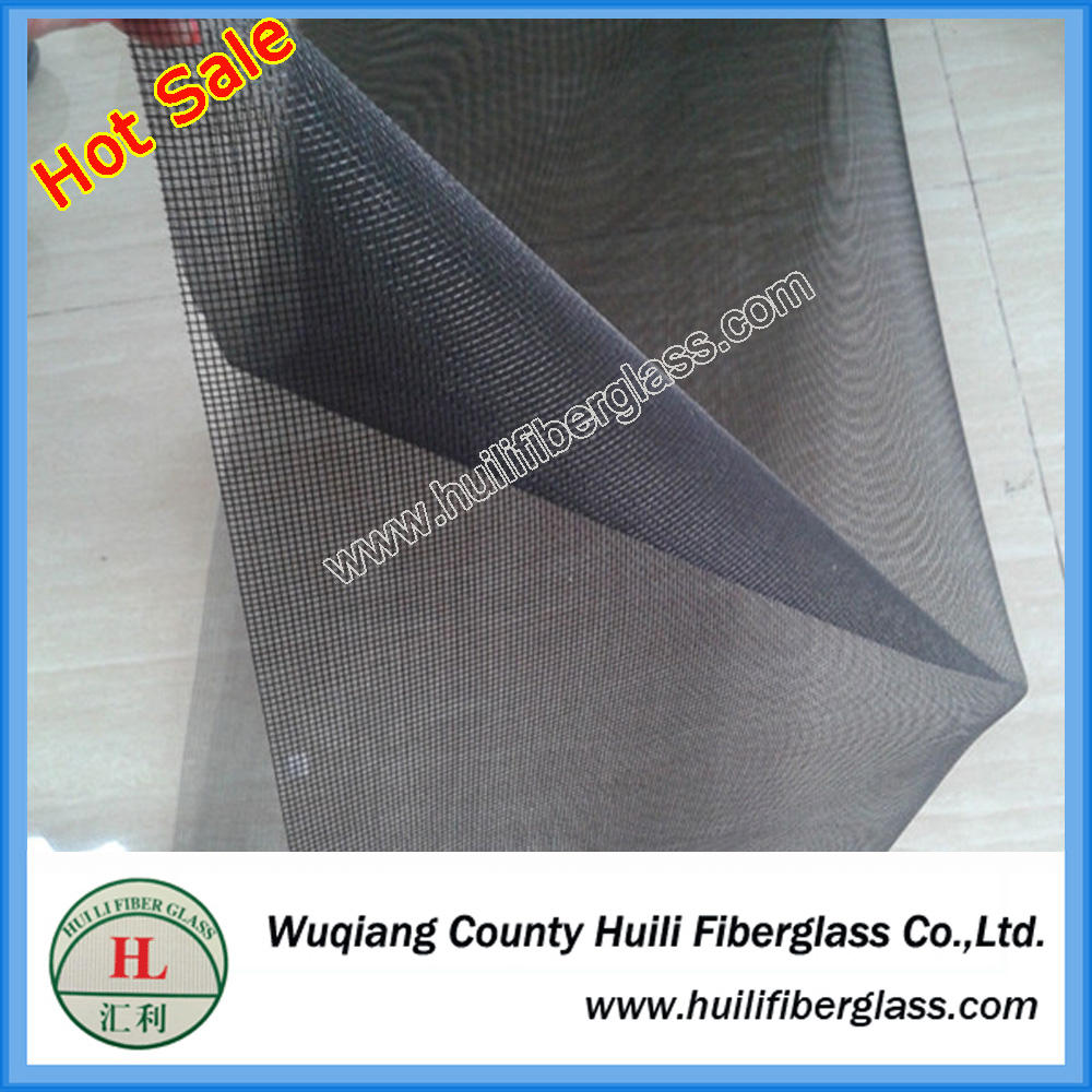 1.8m wide pvc coated fiberglass insect window screen mesh roll Featured Image