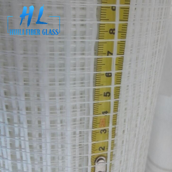 100g 5x5mm wall use strength fiberglass mesh roll for mosaic