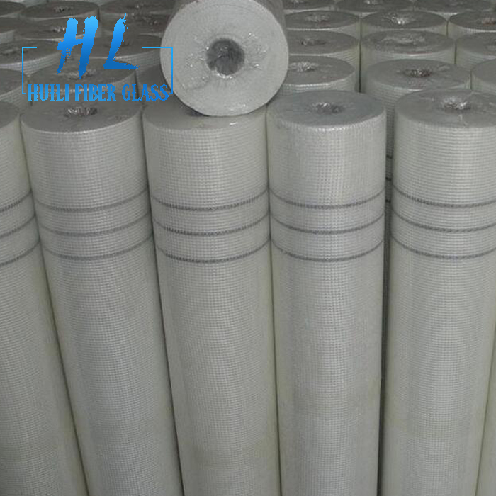 110g 10×10 white color fiberglass mesh Featured Image