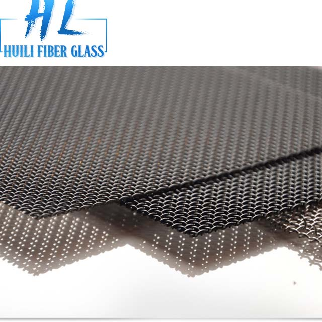 11Mesh 304 Stainless Steel Woven Super Security Window Screen