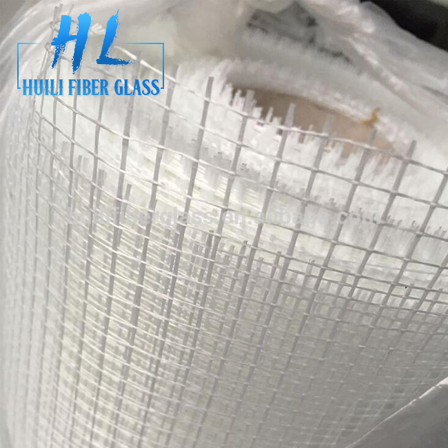 145g 4×4 5×5 Alkali Resistant Fiberglass Mesh for Mosaic Plastering Heat Insulating reinforce Glass Fiber Wall Mesh