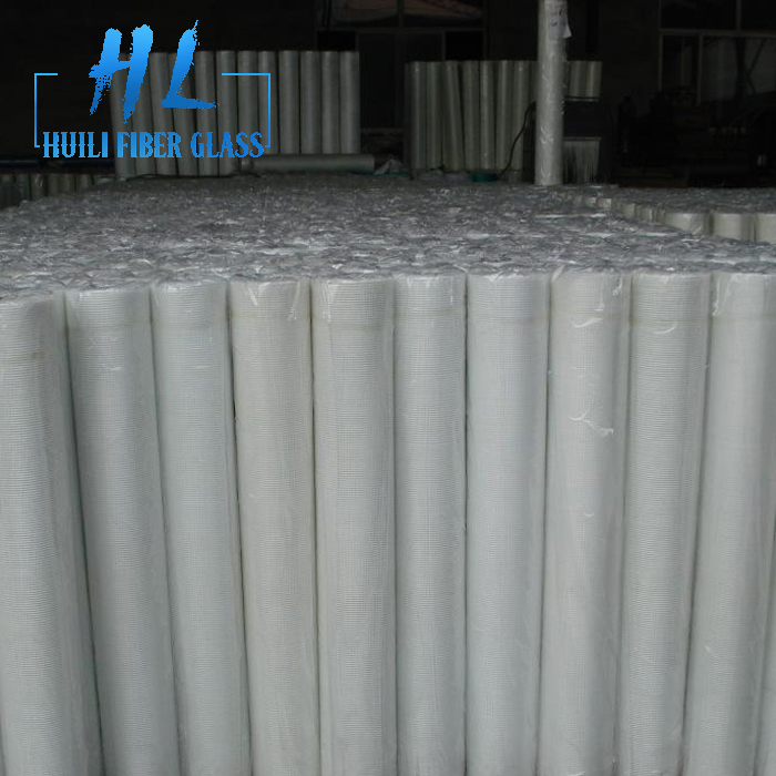 160g 5x5mm fiberglass mesh for reinforcement concrete
