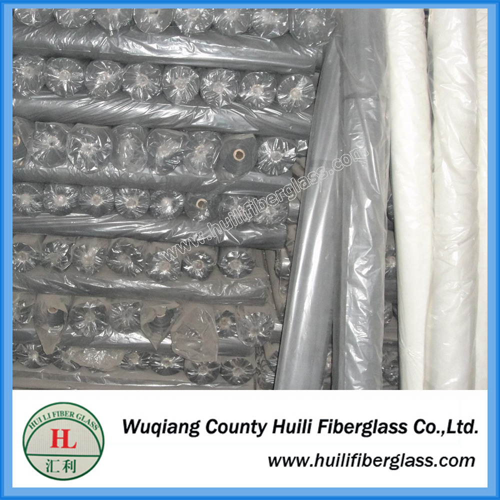 17×11 mesh flexible fiberglass insect screen