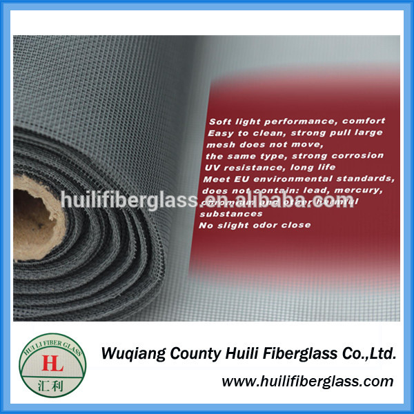 18*18 fiberglass mosquito mesh/heat resistance window screen/1m*30m waterproof plastic netting