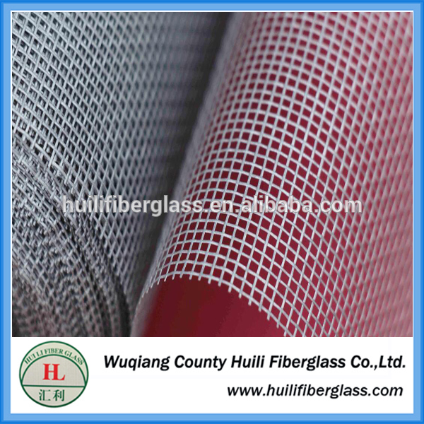 18×16 mesh Grey Protect the Windows Fiberglass Window Screen