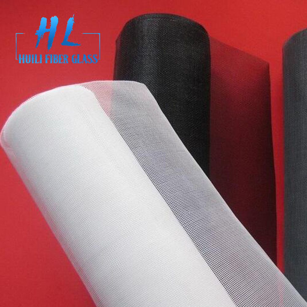 18×16 mesh PVC coated Fiberglass Bulk Screen