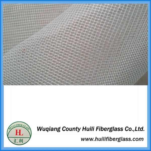 2.5*2.5 45g White India is special alkali resistant fiberglass mesh