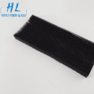 Factory Price Polyester Pleated Mesh Plisse Insect Screen