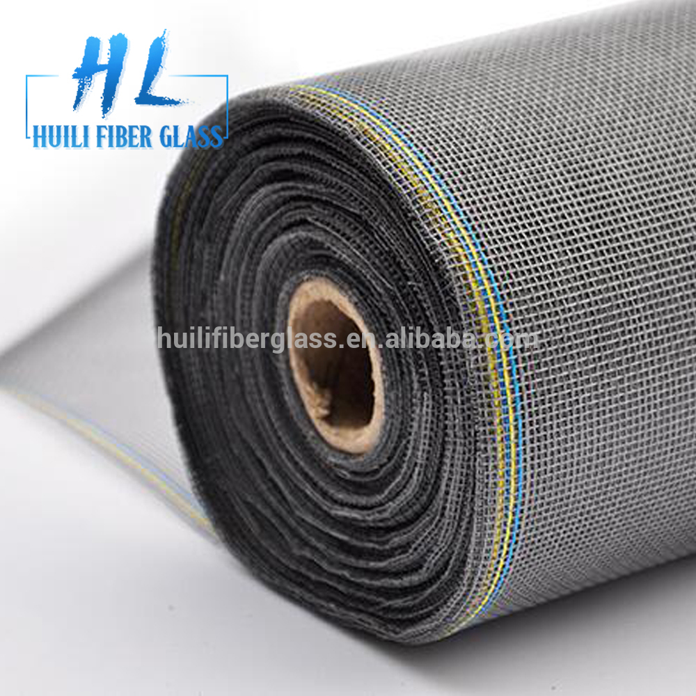 Wholesale OEM Fiberglass Chopped Yarn - 2017 Hot sales manufacture Fiberglass Insect mosquito window&door Screen – Huili fiberglass