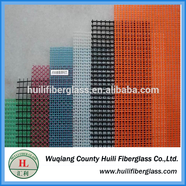 2018 All color 4x4mm Fiberglass mesh in russia fiberglass tile mesh