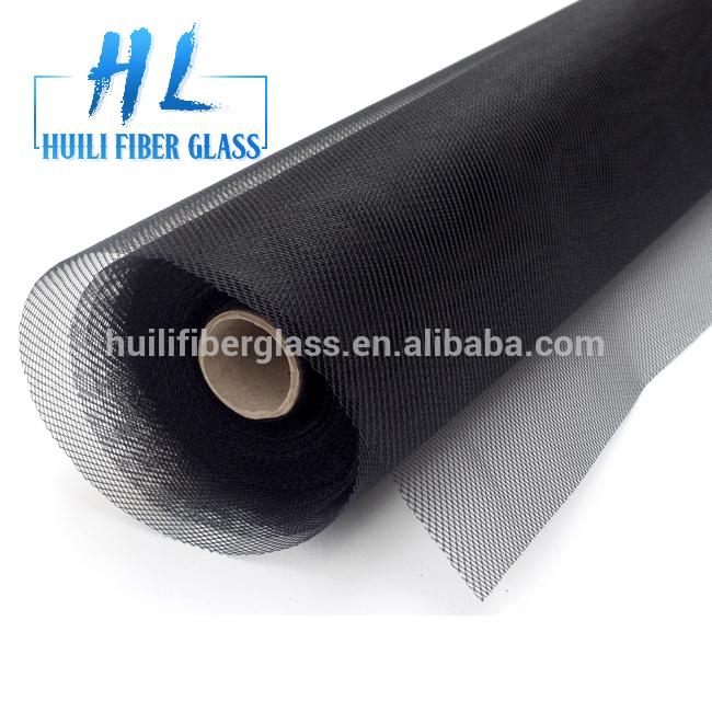 Hot New Products Fiberglass Woven Fabrics - 2018 HOT! 0.013inch yarn fiberglass insect screen 18*14 – Huili fiberglass