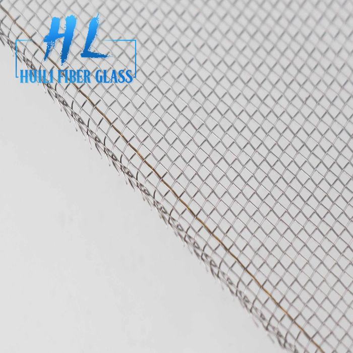 2018 Huili 14 mesh 304 stainless steel window insect screen