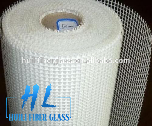 2018 New products Fiberglass roofing mesh 5X5mm 160g
