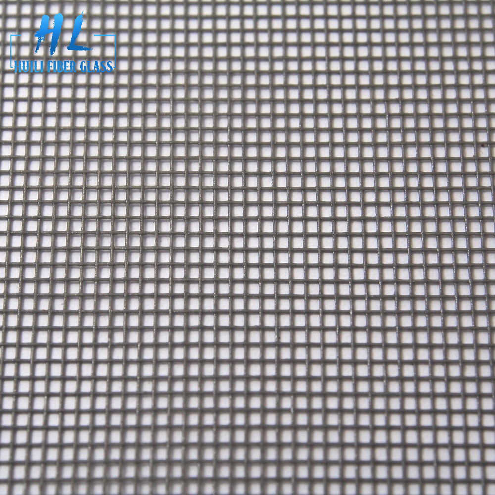 3.0m Wide 18×16 Mesh Fiberglass Fly Screen Mesh 30meter Roll For Insect and Mosquito Proof