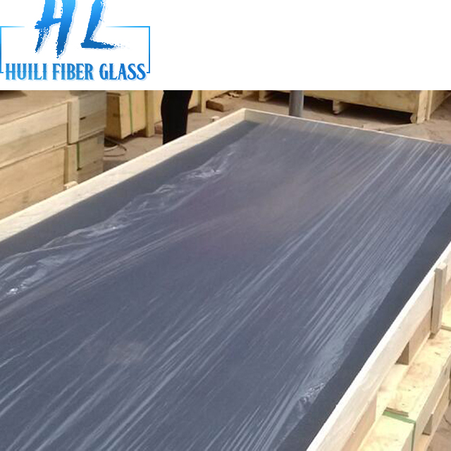 2018 High quality Fiberglass Factory - 316L 304L stainless steel wire mesh – Huili fiberglass
