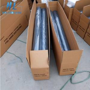 90gr 100gr 110gr Grey Color Fiberglass Insect Screen Mesh