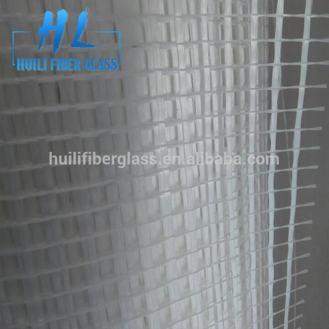 4x5mm white color 145g alkaline fiberglass mesh for stucco