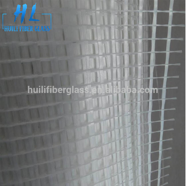 5 * 5 external wall insulation special alkali-resistant fiberglass mesh coated with an emulsion