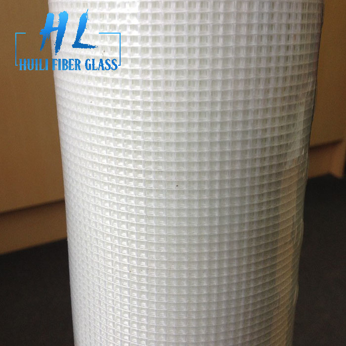 50g 3x3mm alkali resistant fiber glass mesh for wall covering