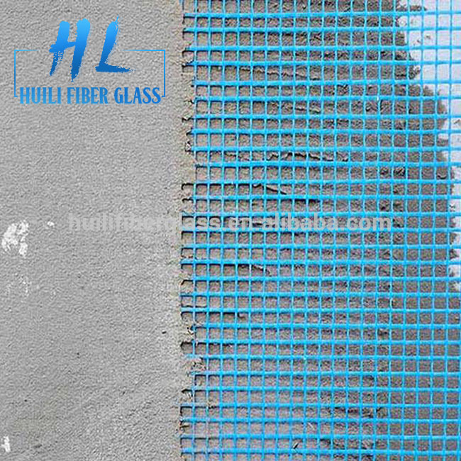 50m Length with 1m wide Fiberglass Mesh Fabric & High Quality Alkali Resistant Fiberglass Mesh